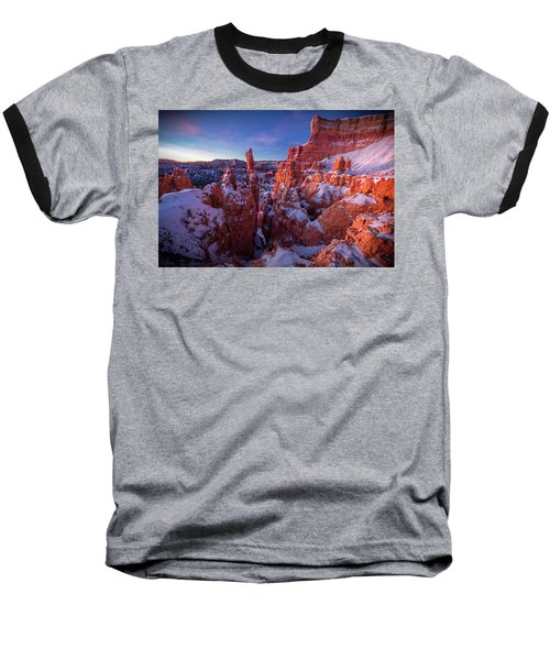 Bryce Tales Baseball T-Shirt