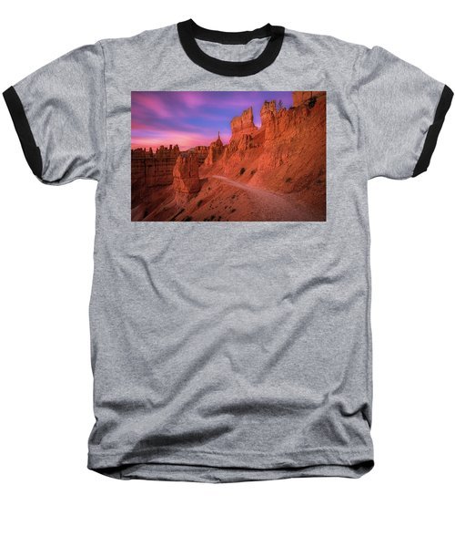 Bryce Trails Baseball T-Shirt