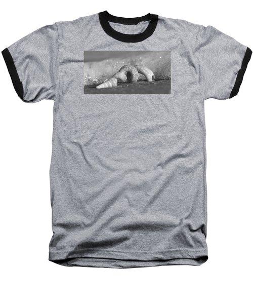 Bubble Bath Baseball T-Shirt by Sean Allen