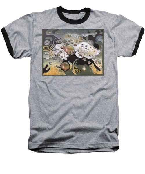 Bubble, Bubble, Toil And Trouble 2 Baseball T-Shirt
