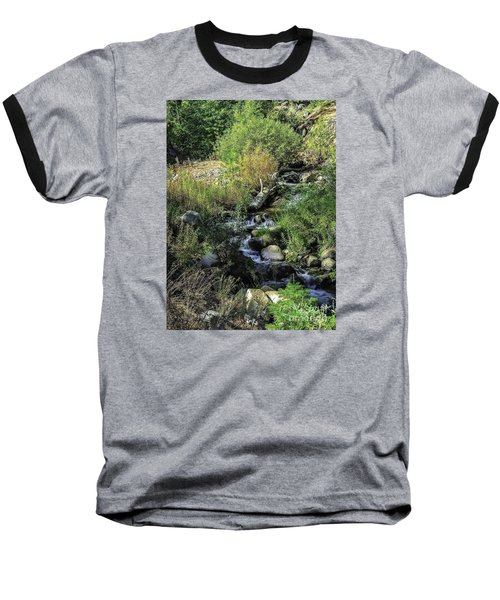Bubbling Brook Baseball T-Shirt