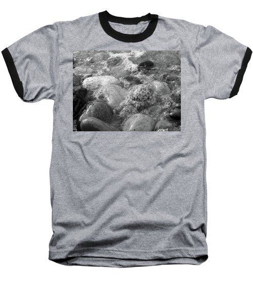 Bubbling Stones Baseball T-Shirt