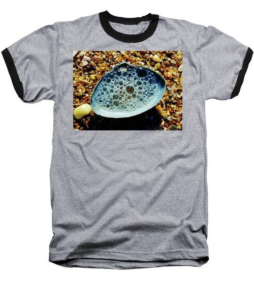 Bubbly Baseball T-Shirt by William Bartholomew