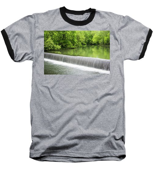 Baseball T-Shirt featuring the photograph Buck Creek Greens by Parker Cunningham