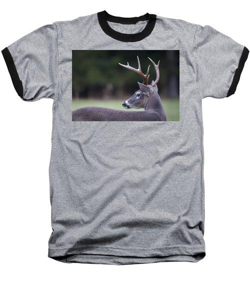 Buck Baseball T-Shirt by Tyson and Kathy Smith