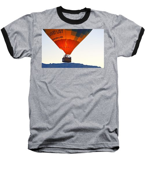 Baseball T-Shirt featuring the photograph Bucket List by AJ Schibig