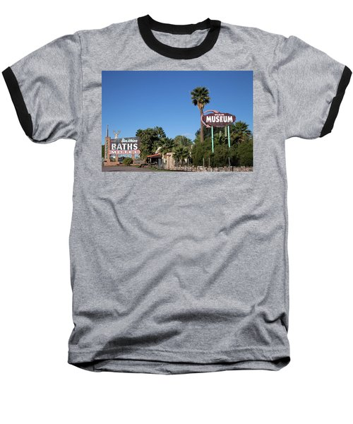 Buckhorn Baths Baseball T-Shirt