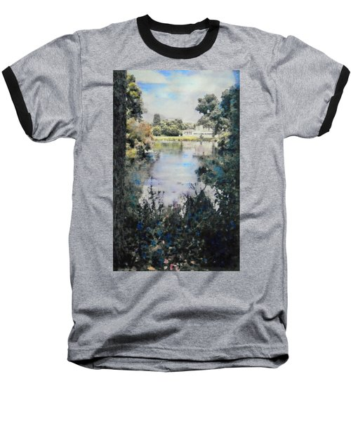 Buckingham Palace Garden, London  Baseball T-Shirt