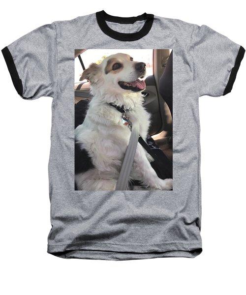 Buckle Up Baseball T-Shirt