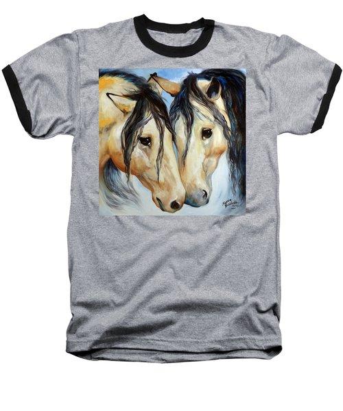 Buckskin Friends Baseball T-Shirt