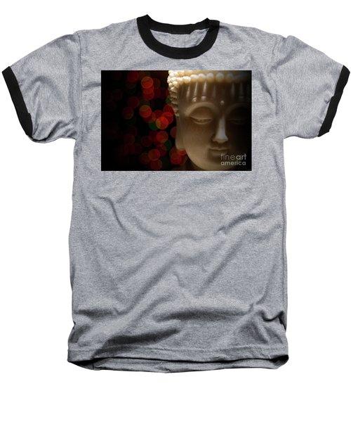 Baseball T-Shirt featuring the photograph Buddha by Brian Jones