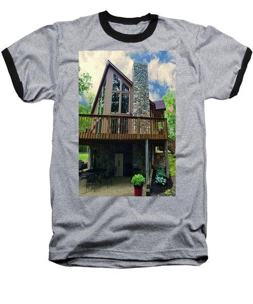 Buddy And Brenda Buckner Baseball T-Shirt by Dana Sohr