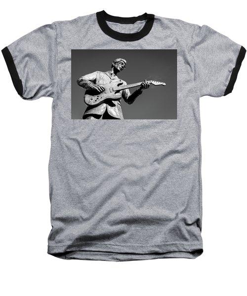 Buddy Holly 4 Baseball T-Shirt