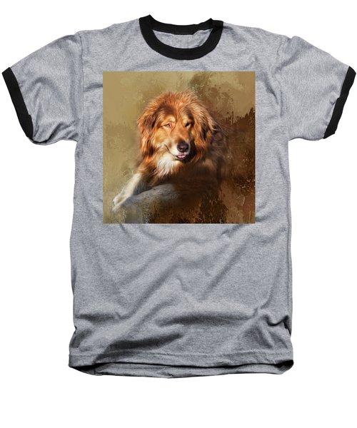 Buddy Baseball T-Shirt by Theresa Tahara