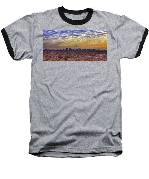 Buenos Aires 014 Baseball T-Shirt by Bernardo Galmarini