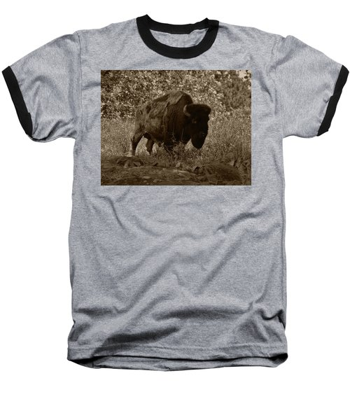 Buffalo Junction Baseball T-Shirt