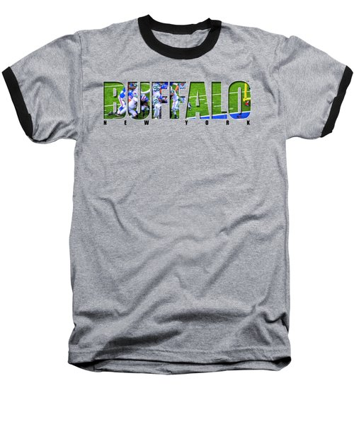 Buffalo Ny Buffalo Bills Baseball T-Shirt