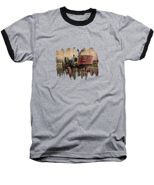 Buffalo Pitts Baseball T-Shirt