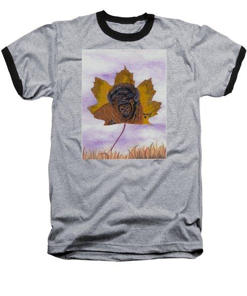 Buffalo Profile Baseball T-Shirt
