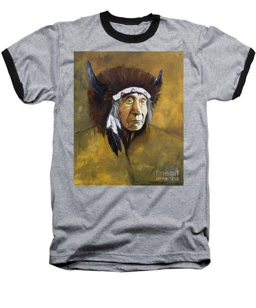 Buffalo Shaman Baseball T-Shirt