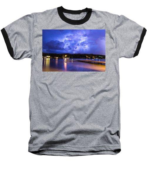 Buffalo Springs Lightning 1 Baseball T-Shirt
