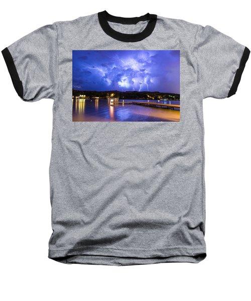 Buffalo Springs Lightning 2 Baseball T-Shirt