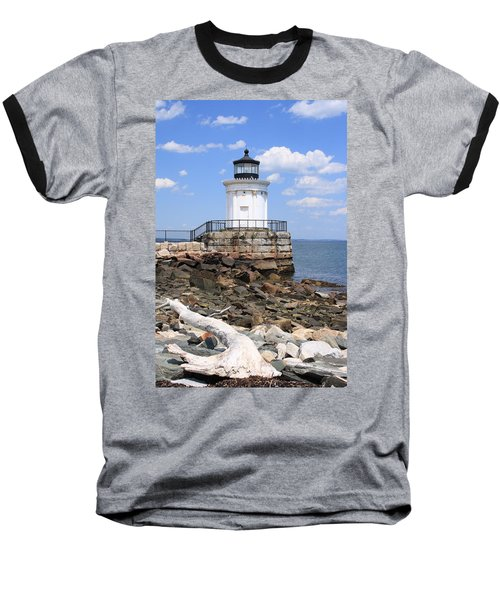 Bug Lighthouse Baseball T-Shirt