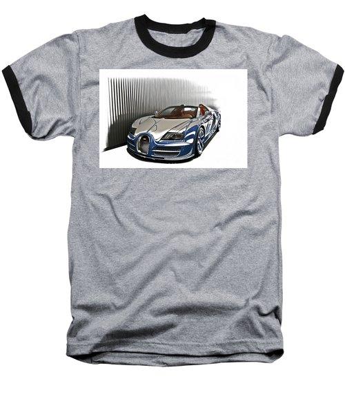 Bugatti V Baseball T-Shirt