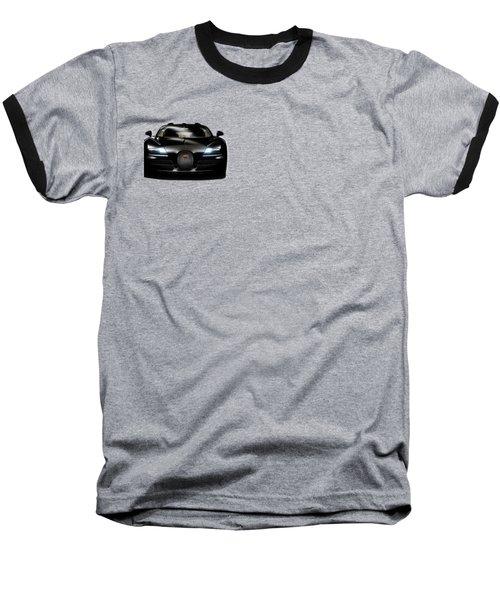 Bugatti Veyron Baseball T-Shirt