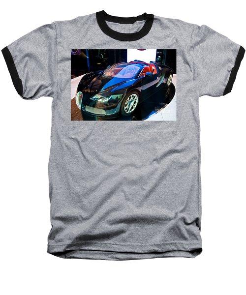 Bugatti Veyron Targa Baseball T-Shirt