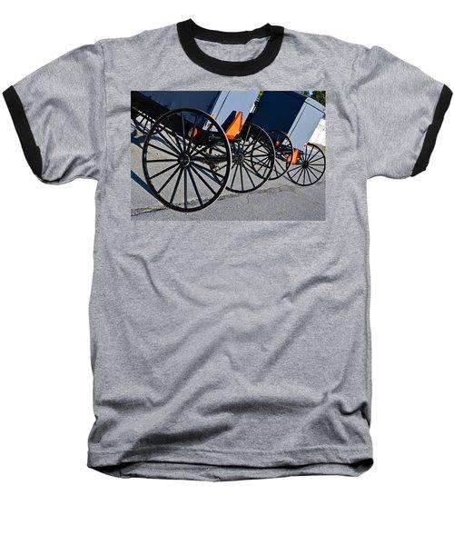 Buggy Parking Lot Baseball T-Shirt