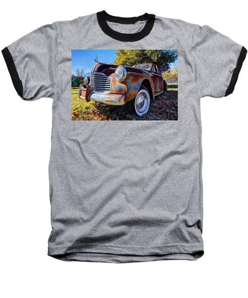 Buick Eight Baseball T-Shirt