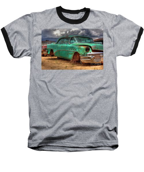 Buick Super Baseball T-Shirt