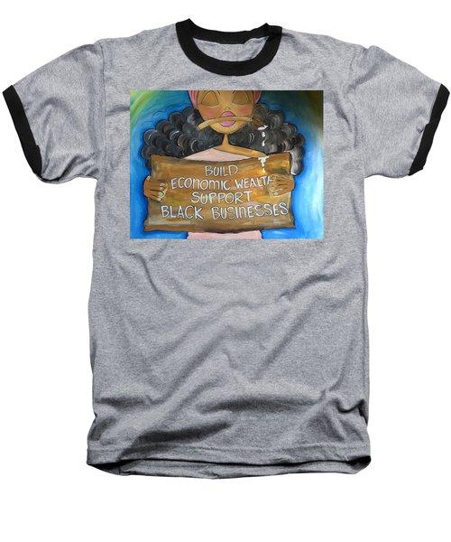 Build Baseball T-Shirt