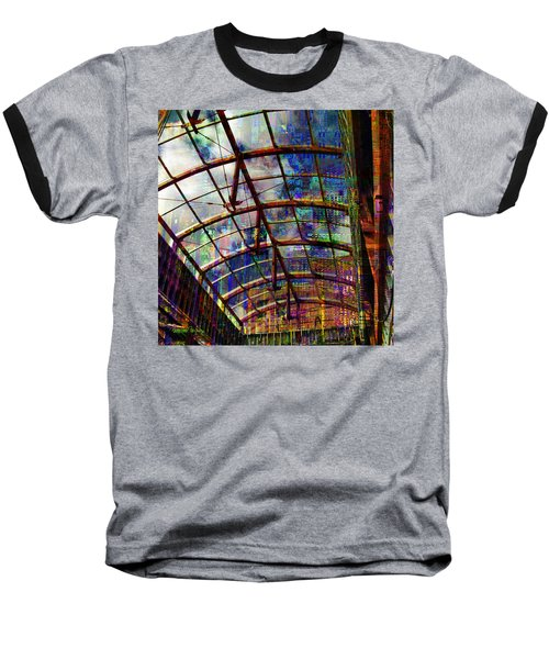 Building For The Future Baseball T-Shirt