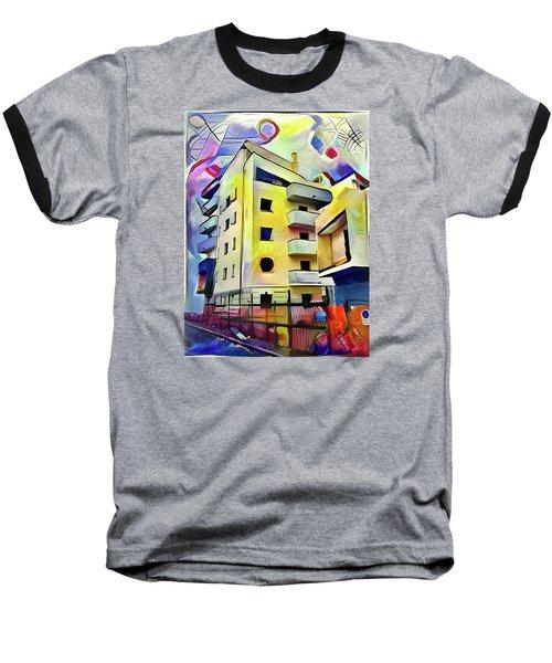 Building Site #1 Baseball T-Shirt
