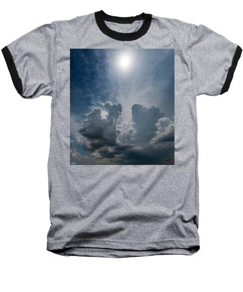 Building Tcu Baseball T-Shirt