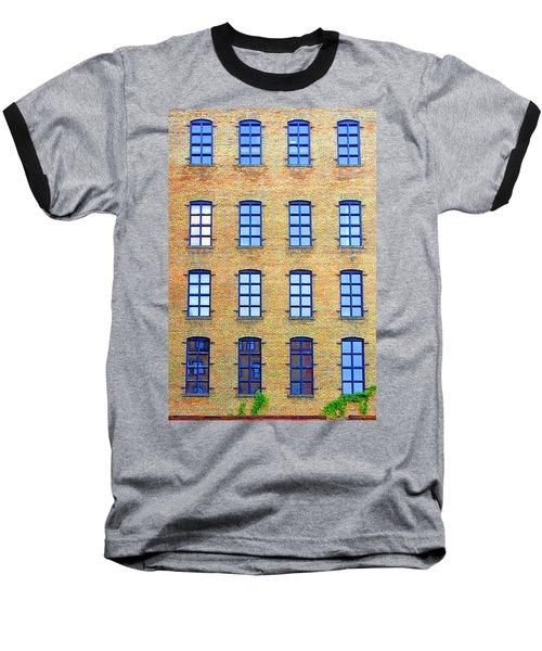 Building Windows Baseball T-Shirt