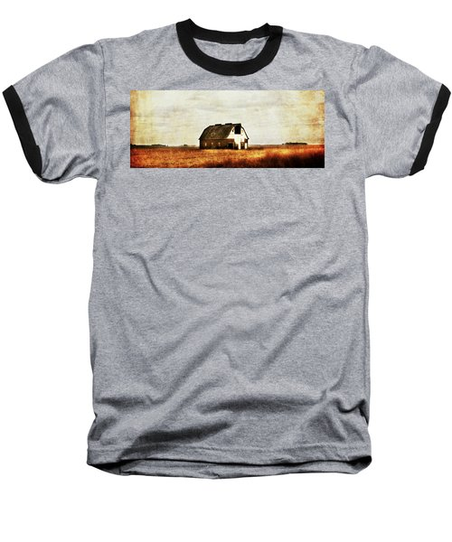 Baseball T-Shirt featuring the photograph Built To Last by Julie Hamilton