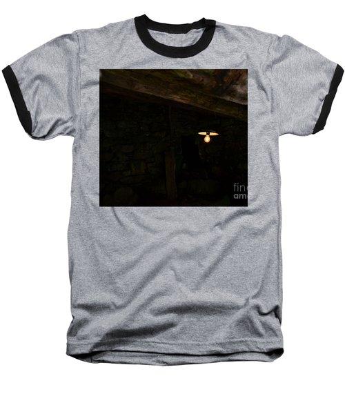 Bulb Baseball T-Shirt