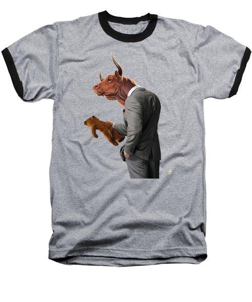 Bull Baseball T-Shirt
