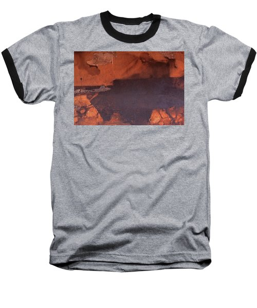 Baseball T-Shirt featuring the photograph Bullfight by Laurie Stewart