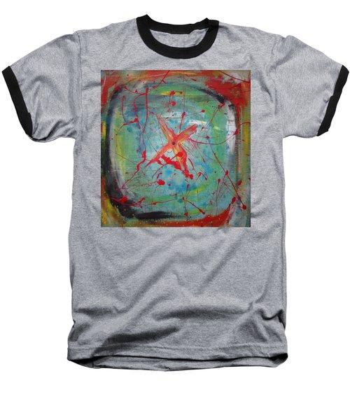 Bullseye Vision Baseball T-Shirt