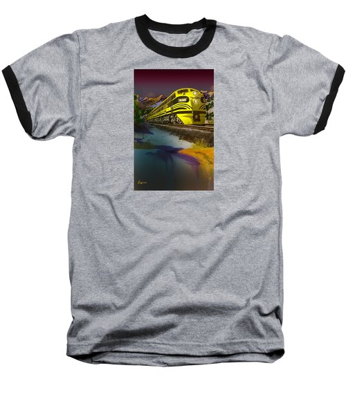 Bumble Bee F Unit Zephyr Baseball T-Shirt by J Griff Griffin