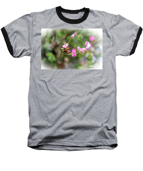 Bumble Bee2 Baseball T-Shirt