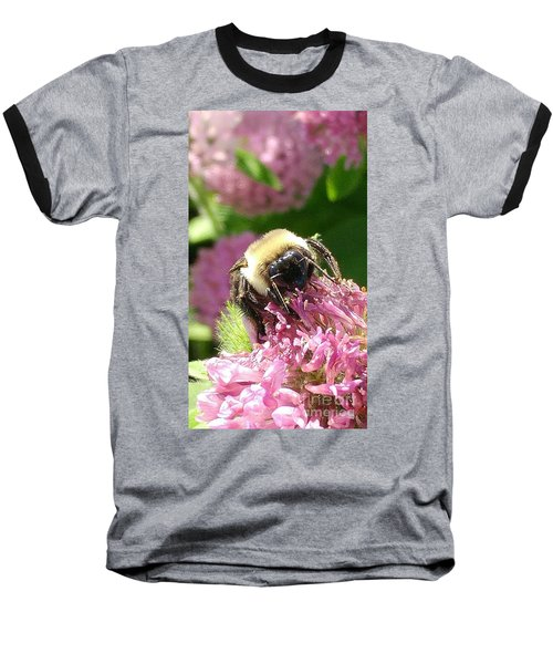 Bumblebee One Baseball T-Shirt