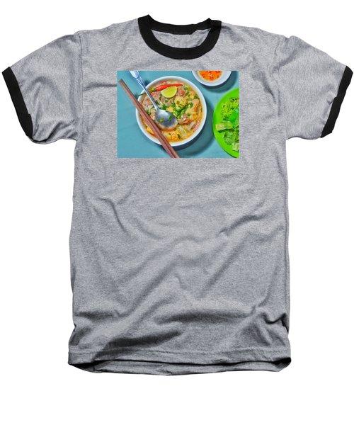Bun Moc Baseball T-Shirt