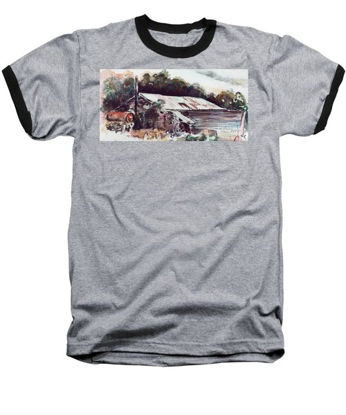 Buninyong Dairy Baseball T-Shirt