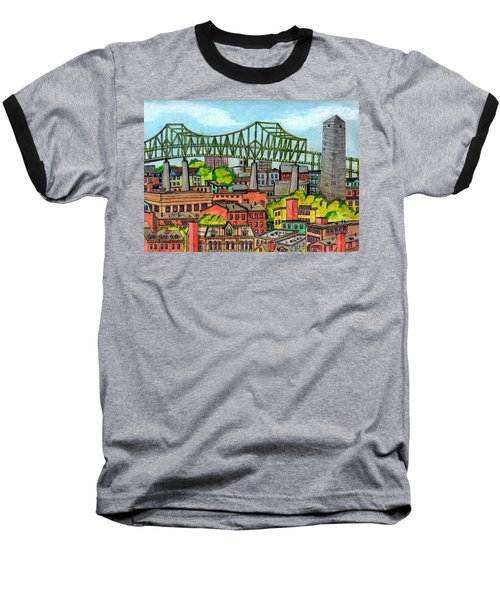 Bunkerhill And Tobin Baseball T-Shirt