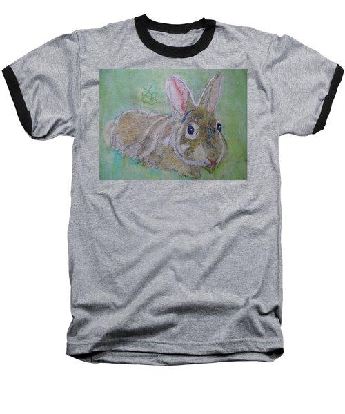 bunny named Rocket Baseball T-Shirt